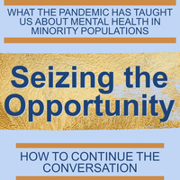 Seizing the Opportunity: What the Pandemic Has Taught Us About Mental Health in Minority Populations and How to Continue the Conversation