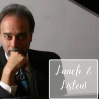 Lunch & Listen: Eastman piano faculty Tony Caramia