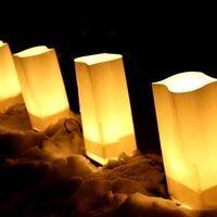 Take & Make: Las Luminarias