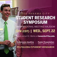 Student Research Symposium Announcement