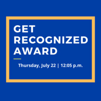 Staff Assembly's Get Recognized Awards