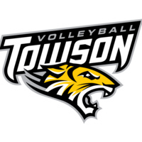 Towson Volleyball at College of Charleston