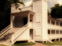 Steamboat House Open to the Public