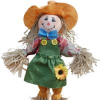 Take & Make: Scarecrow Windsock
