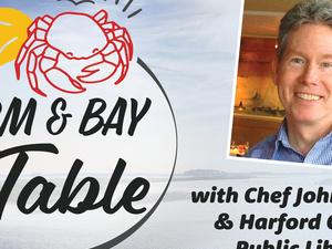 Virtual Event/Farm & Bay to Table: What a Peachy Life