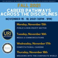 Career Pathways Across the Disciplines - Public & Non-Profit Sector