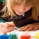 Take & Make: Polka Dot Watercolor
