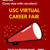 USC Virtual Career Fair