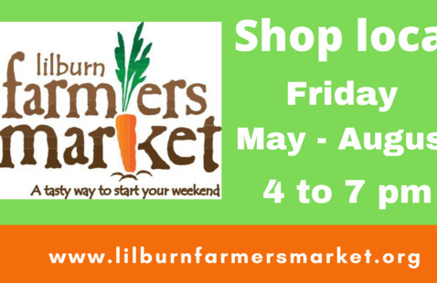 Lilbun farmers market