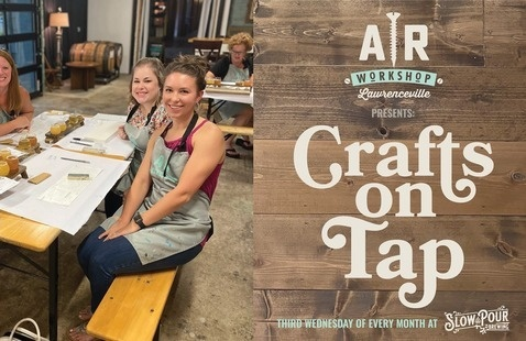 Crafts on Tap