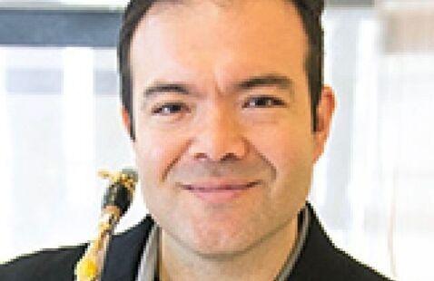 Saxophone Master Class with Ricardo Martinez