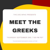NPHC Meet the Greeks