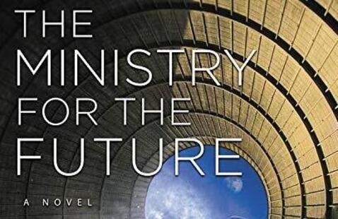 D.C. Reedies Book Club: Ministry for the Future