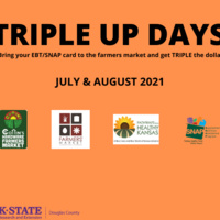 Triple Up Days: Lawrence Farmers' Market - New Hampshire