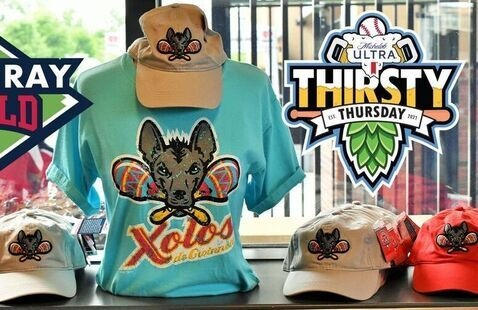 Thirsty Thursday & Xolos de Gwinnett