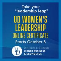 Women's Leadership course info