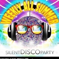 Silent Disco Party at the Spiegeltent