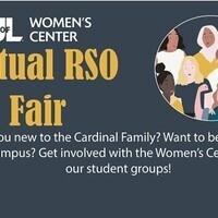 Women's Center Virtual RSO Fair (Cancelled)