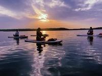Paddleboard Yoga Classes