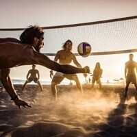 Fraternity & Sorority Sand Volleyball