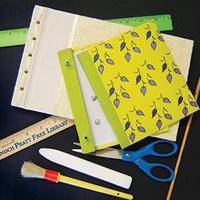 Take & Make Craft: Recording Memories through Scrapbook