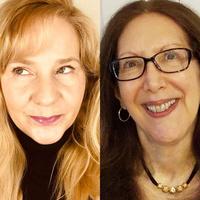 Lori Jakiela and Nancy Naomi Carlson