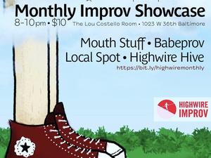 Highwire Improv Night