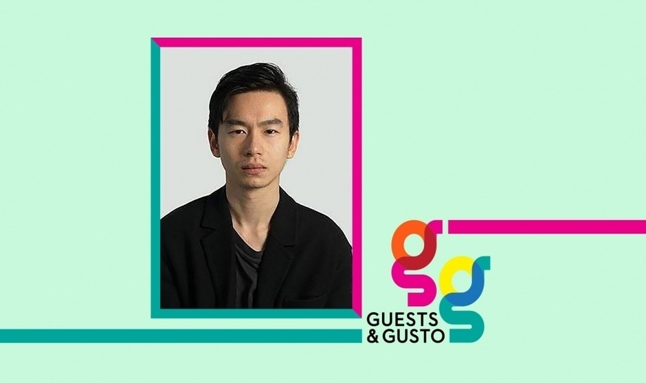 Reimagine structures through sound and visual storytelling with Chris Yuan on 'Guests and Gusto'