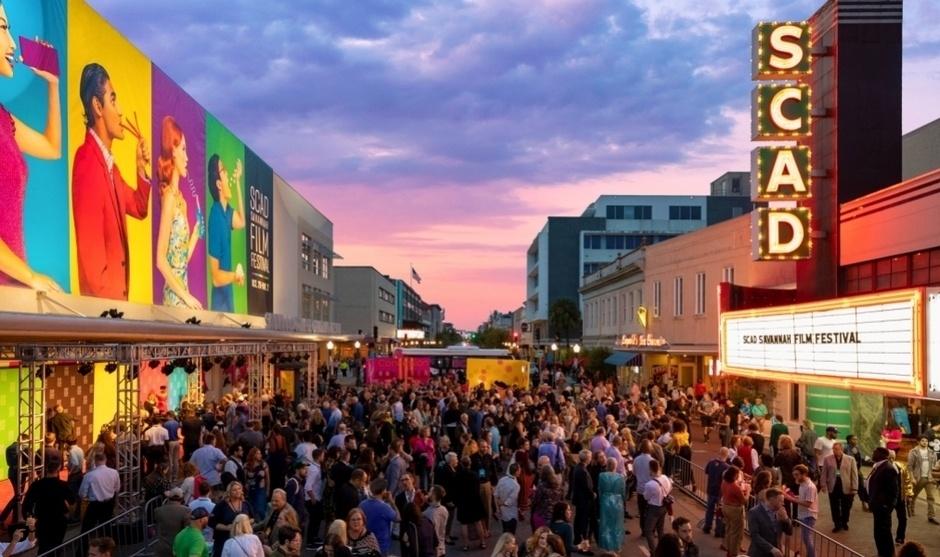Get starstruck at the 2021 SCAD Savannah Film Festival