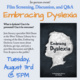 Film Screening & Discussion: Embracing Dyslexia