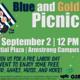 UPB | Blue & Gold Picnic