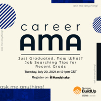Ask Me Anything: Just Graduated, Now What? Job searching tips for recent grads