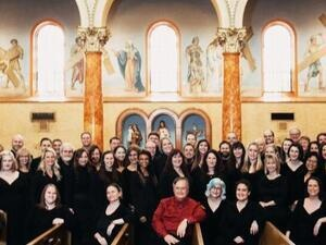 The Saint Louis Chamber Chorus: 'We Are The Music Makers'