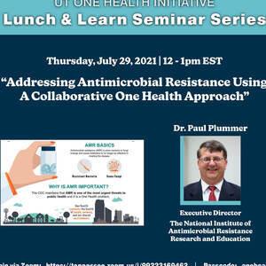 One Health Lunch & Learn Seminar