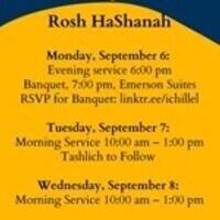 Rosh Hashanah Services