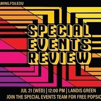 Special Events Review