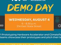Rev Hardware Accelerator Demo Day