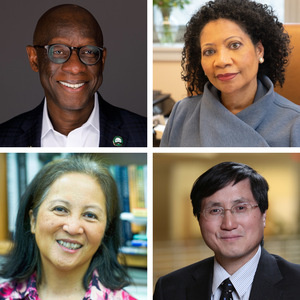 Top 4 Candidates in Provost Search