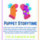 Children's Puppet Storytime
