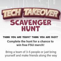 Tech Takeover: Scavenger Hunt!