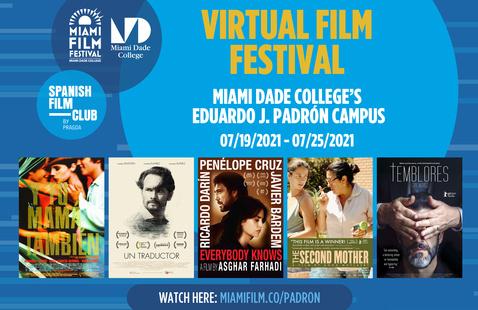 Spanish Film Club Festival