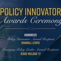 Policy Innovator Awards Ceremony