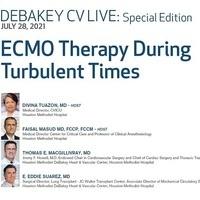 DeBakey CV Live: ECMO