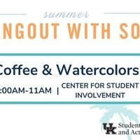 Hangout with SOA: Coffee and Watercolors
