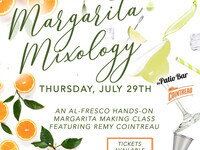 Margarita Mixology Night