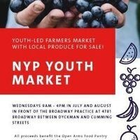 NYP Youth-led Farm Stand