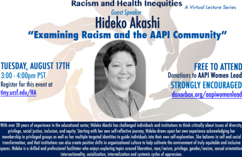 Examining Racism and the AAPI Community