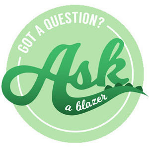 Got a Question? Ask a Blazer