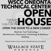 Oneonta Technical Center Open House
