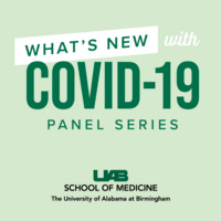 What's new with COVID-19 Panel Series